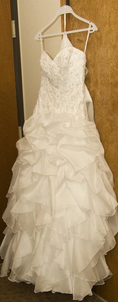 Demetrios '98249' - Demetrios - Nearly Newlywed Bridal Boutique - 2