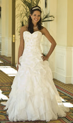 Demetrios '98249' - Demetrios - Nearly Newlywed Bridal Boutique - 5