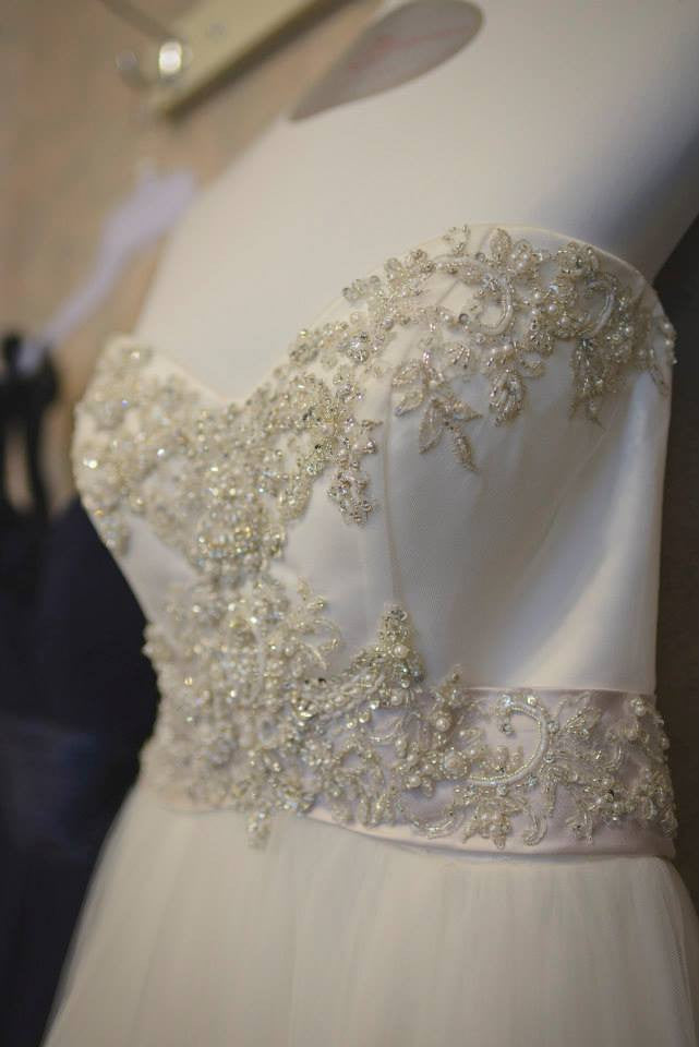 Casablanca '2077' - Casablanca - Nearly Newlywed Bridal Boutique - 2