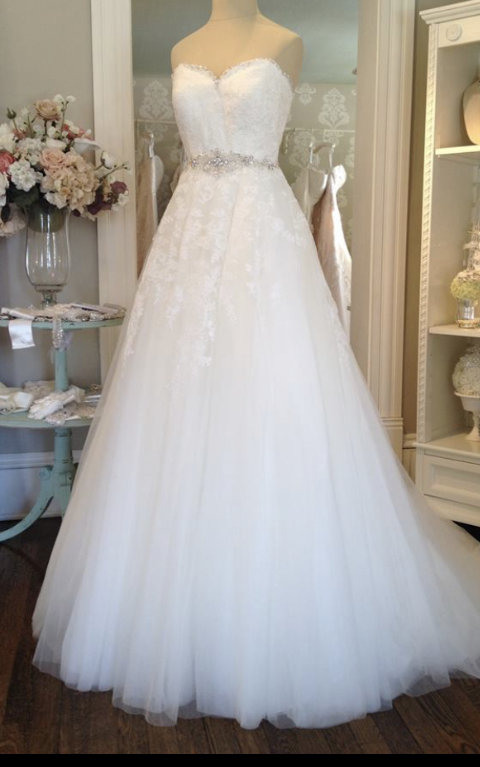 A Bride's Design 'Alexa'