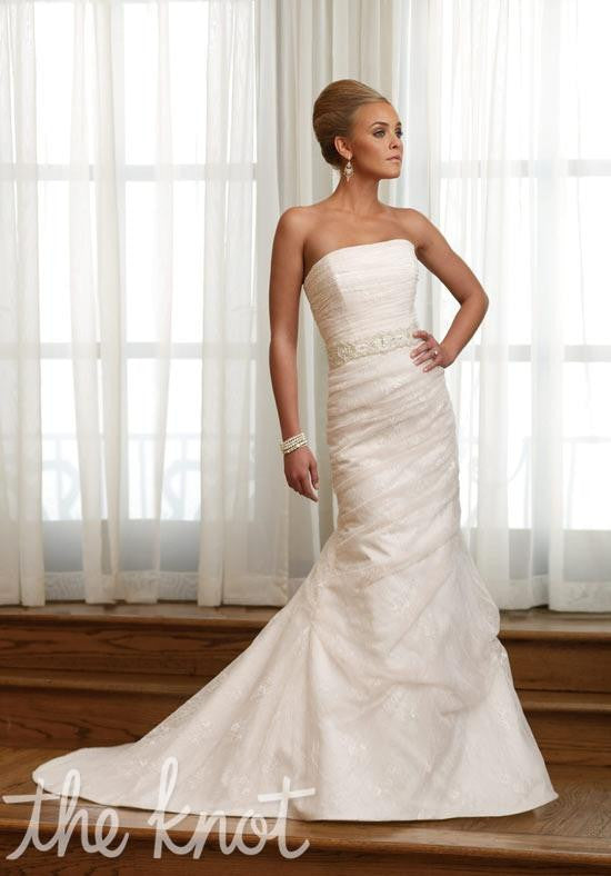 David Tutera for Mon Cheri 'Portia' - david tutera for mon cheri - Nearly Newlywed Bridal Boutique - 2