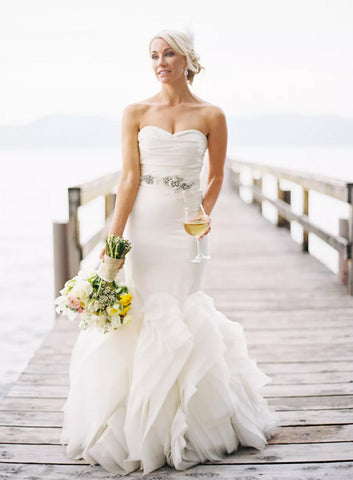 971390328e51 Vera Wang Used and Preowned Wedding Dresses - Nearly Newlywed