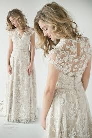 Chaviano Couture 'Ginny' size 12 sample wedding dress back view on model