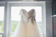Christos 'Desiree' Ball Gown - Christos - Nearly Newlywed Bridal Boutique - 5