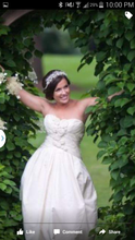 Load image into Gallery viewer, Priscilla of Boston '4403' - Priscilla of Boston - Nearly Newlywed Bridal Boutique - 1