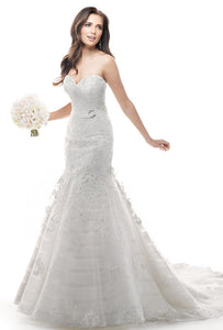 Maggie Sottero 'Phoenix' - Maggie Sottero - Nearly Newlywed Bridal Boutique - 3