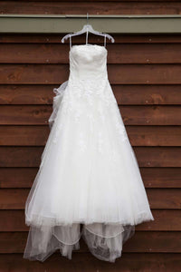Pronovias 'Ocotal' - Pronovias - Nearly Newlywed Bridal Boutique - 1
