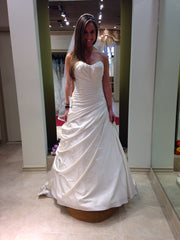 Simone Carvalli Style 7169 - Simone Carvalli - Nearly Newlywed Bridal Boutique - 1