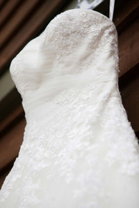 Pronovias 'Ocotal' - Pronovias - Nearly Newlywed Bridal Boutique - 2