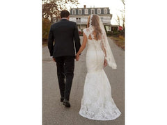 Monique Lhuillier 'Arielle' - Monique Lhuillier - Nearly Newlywed Bridal Boutique - 3