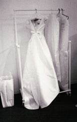 Vera Wang Custom Couture Wedding Dress - Vera Wang - Nearly Newlywed Bridal Boutique - 7