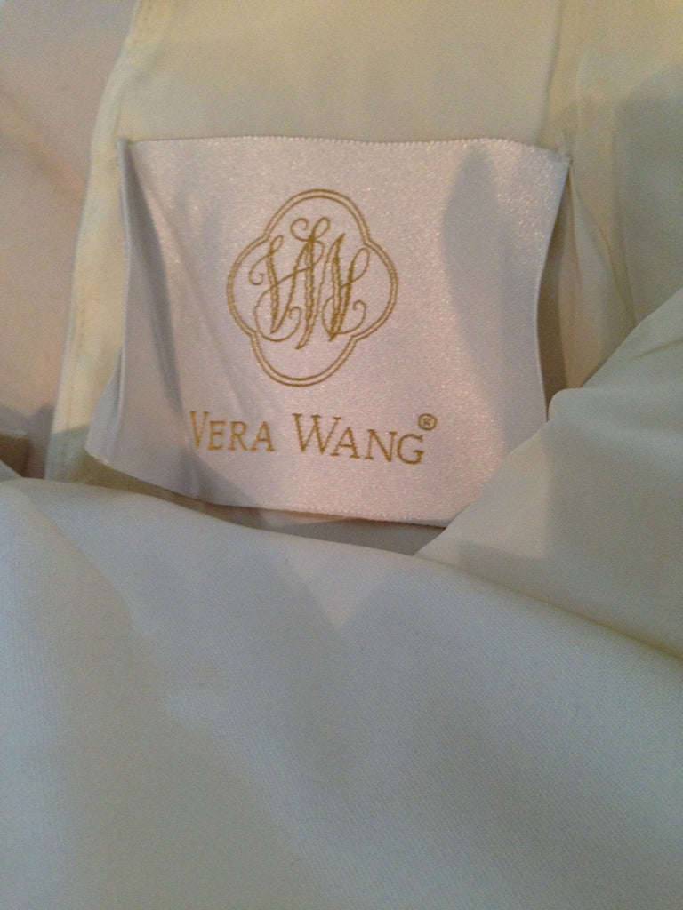 Vera Wang Custom Couture Wedding Dress - Vera Wang - Nearly Newlywed Bridal Boutique - 8
