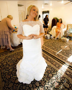 Custom 'Sophia' - Custom made - Nearly Newlywed Bridal Boutique - 2