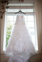 David's Bridal 'Monique Luo' - David's Bridal - Nearly Newlywed Bridal Boutique - 2