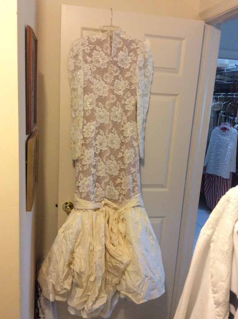 Custom 'Lace' - Custom - Nearly Newlywed Bridal Boutique - 2