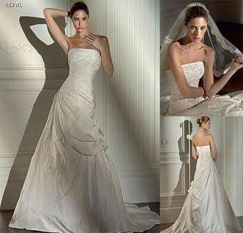 Pronovias 'Nepal' - Pronovias - Nearly Newlywed Bridal Boutique - 3