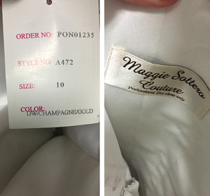 Maggie Sottero 'Madlyn' - Maggie Sottero - Nearly Newlywed Bridal Boutique - 7