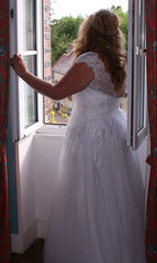 Secret of Paris 'Tulle Skirt' - secret of paris - Nearly Newlywed Bridal Boutique - 4