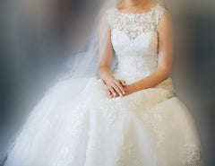 Demetrios 'C-212' - Demetrios - Nearly Newlywed Bridal Boutique - 2