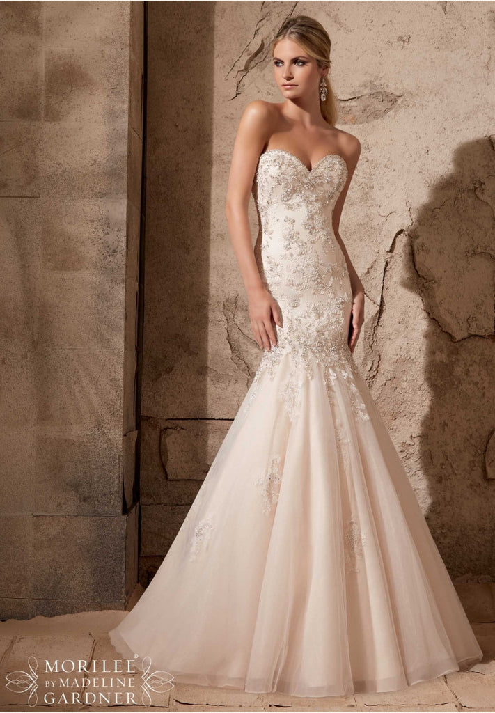 Mori Lee '2720' - Mori Lee - Nearly Newlywed Bridal Boutique - 2
