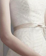Vera Wang 'Fern Embroidery' - Vera Wang - Nearly Newlywed Bridal Boutique - 2