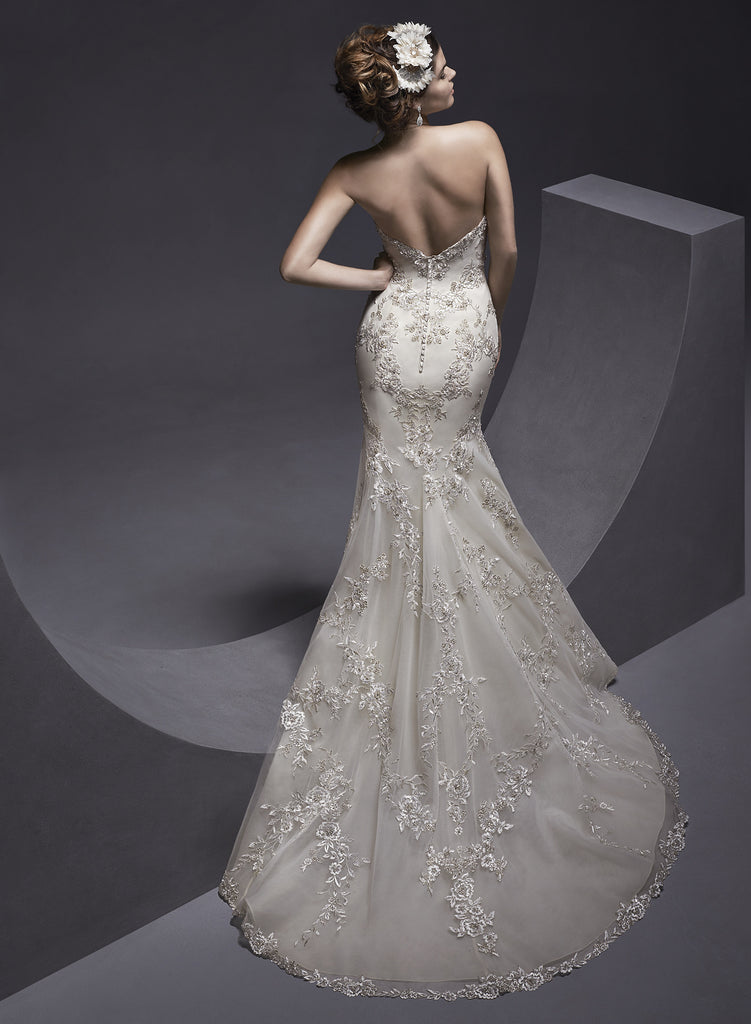 Sottero and Midgley 'Maddalena' - Sottero and Midgley - Nearly Newlywed Bridal Boutique - 2