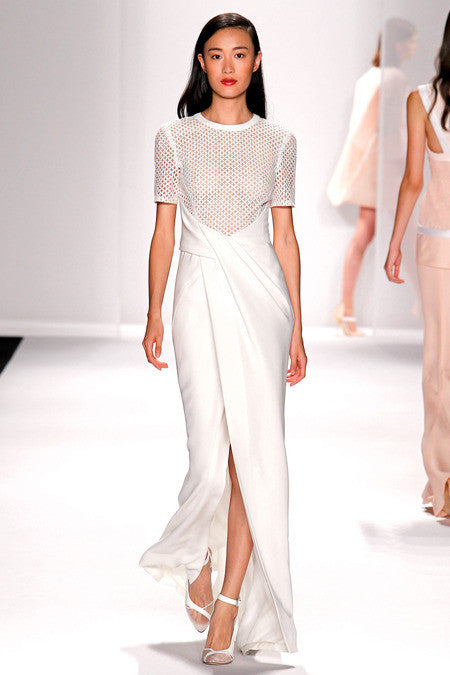 J. Mendel 'Spring 2014' REDUCED - J. Mendel - Nearly Newlywed Bridal Boutique - 2