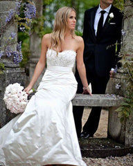Monique Lhuillier Magical Skirt & Lavender Corset - Monique Lhuillier - Nearly Newlywed Bridal Boutique - 1