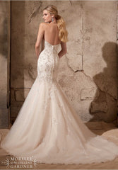Mori Lee '2720' - Mori Lee - Nearly Newlywed Bridal Boutique - 3