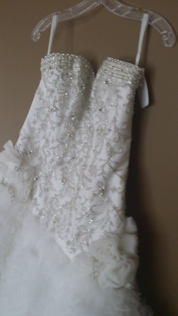 Custom 'Beaded' - Private Collection - Nearly Newlywed Bridal Boutique - 3
