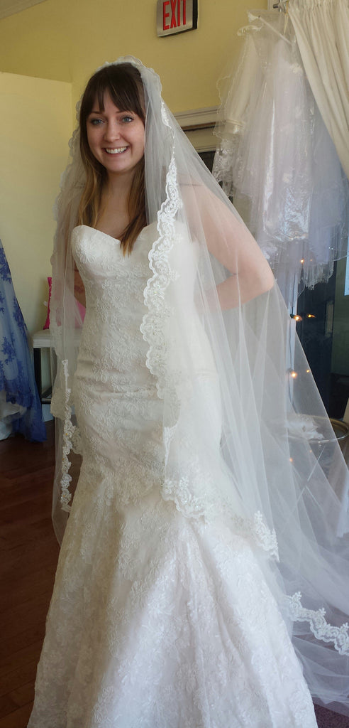Stella York '5865' - Stella york - Nearly Newlywed Bridal Boutique - 4