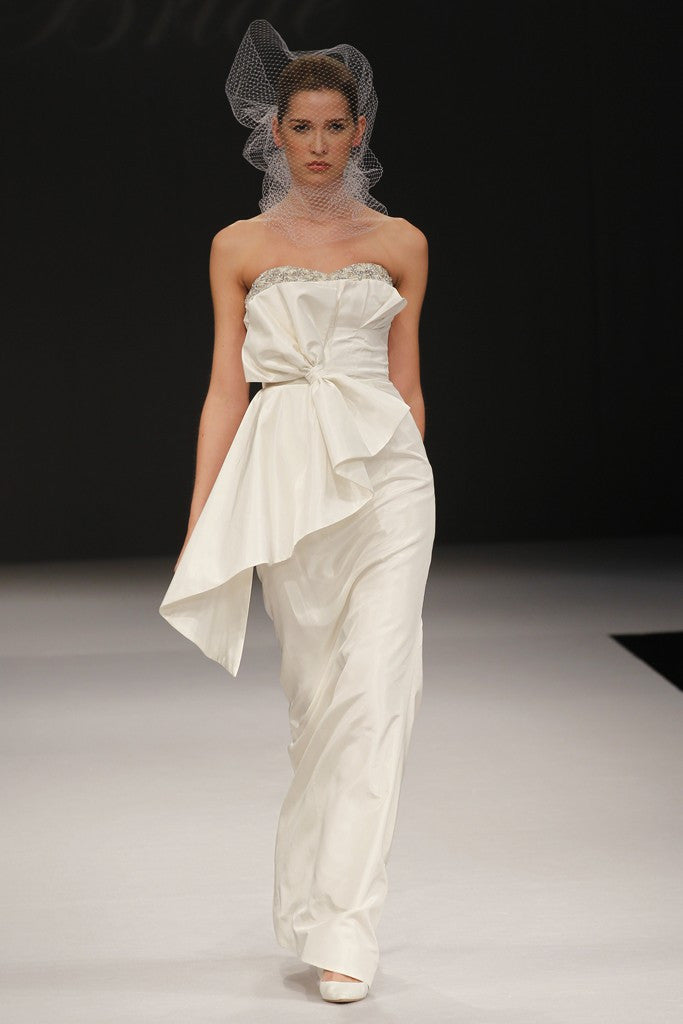 Badgley Mischka 'Kaylin' - Badgley Mischka - Nearly Newlywed Bridal Boutique - 3