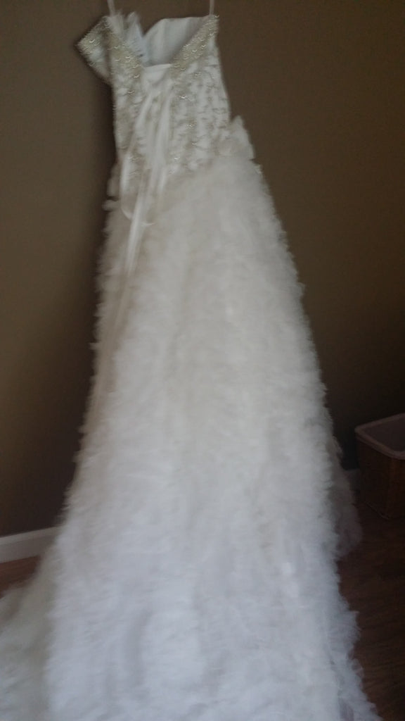 Custom 'Beaded' - Private Collection - Nearly Newlywed Bridal Boutique - 5