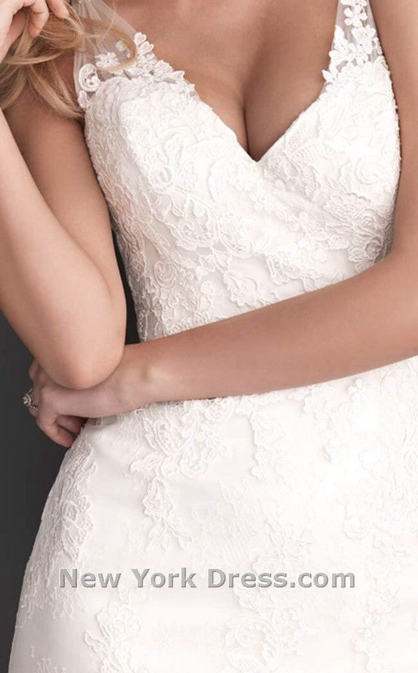 Allure Bridals '2606' - Allure Bridals - Nearly Newlywed Bridal Boutique - 1