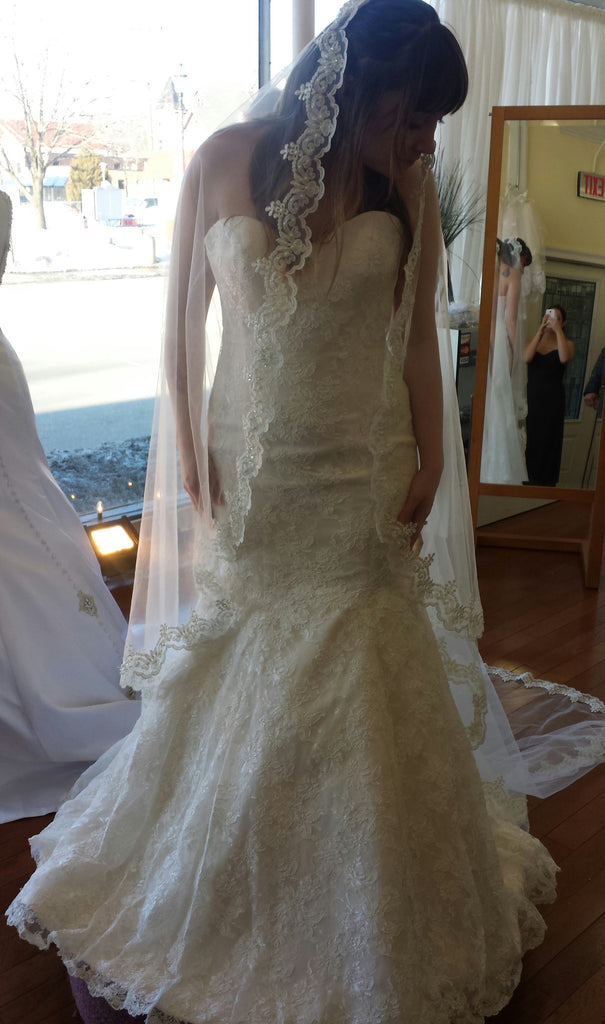 Stella York '5865' - Stella york - Nearly Newlywed Bridal Boutique - 6