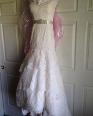 Jim Hjelm 'Tara Keely' - Jim Hjelm - Nearly Newlywed Bridal Boutique - 2