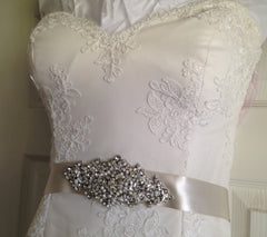 Jim Hjelm 'Tara Keely' - Jim Hjelm - Nearly Newlywed Bridal Boutique - 4