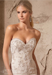 Mori Lee '2720' - Mori Lee - Nearly Newlywed Bridal Boutique - 1