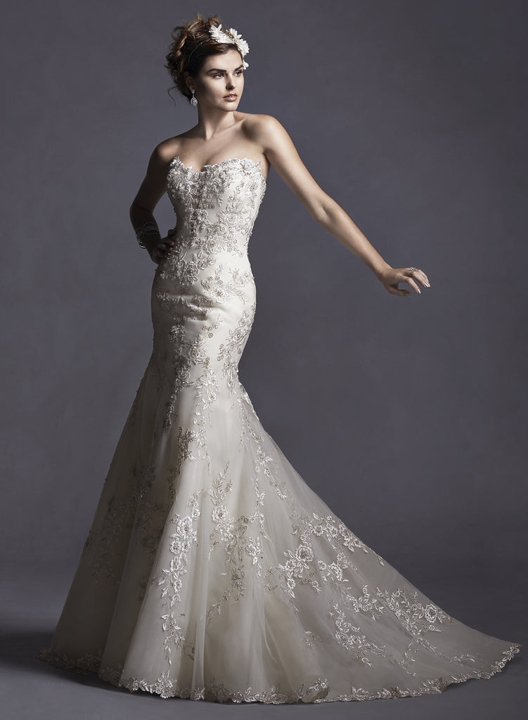 Sottero and Midgley 'Maddalena' - Sottero and Midgley - Nearly Newlywed Bridal Boutique - 4