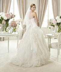 Pronovias 'Benicarlo' - Pronovias - Nearly Newlywed Bridal Boutique - 2