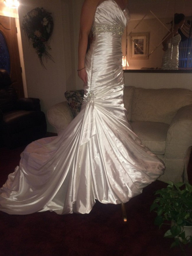 Maggie Sottero 'Adorae' - Maggie Sottero - Nearly Newlywed Bridal Boutique - 2