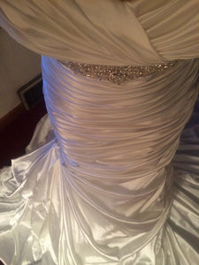 Maggie Sottero 'Adorae' - Maggie Sottero - Nearly Newlywed Bridal Boutique - 4