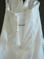 alfred angelo '2438' wedding dress size-10 NEW