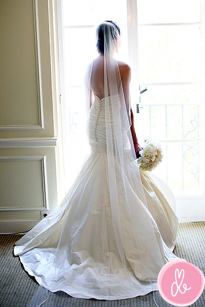 Ines Di Santo 'Hepburn' Strapless Mermaid - Ines Di Santo - Nearly Newlywed Bridal Boutique - 1