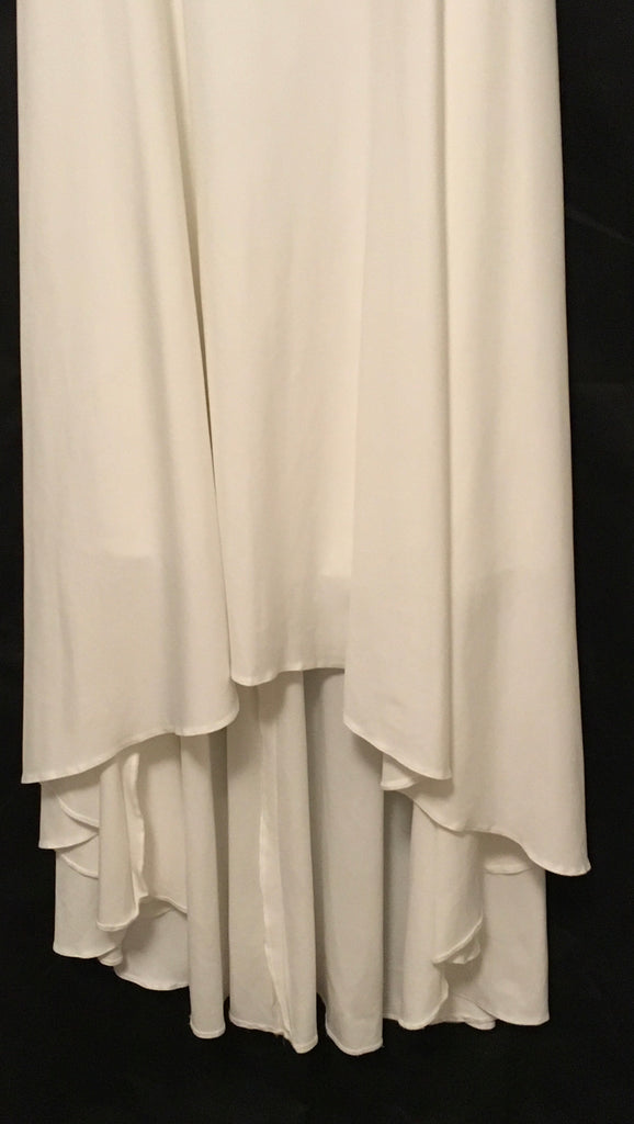 Carrie's Bridal 'Strapless Sweetheart' size  6 new wedding dress view of train