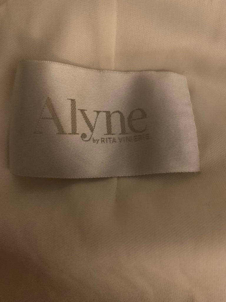 Alyne 'Treasure' size 4 new wedding dress view of tag