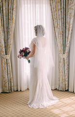 Badgley Mischka Custom 'Maya from BHLDN' - Badgley Mischka - Nearly Newlywed Bridal Boutique - 1