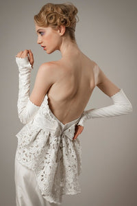 Elizabeth Fillmore 'Baroque' - Elizabeth Fillmore - Nearly Newlywed Bridal Boutique - 5