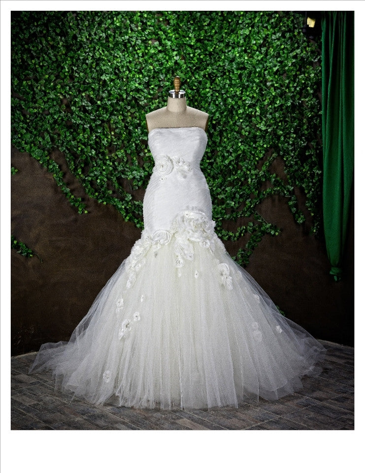 Enzoani 'Gali' - Enzoani - Nearly Newlywed Bridal Boutique - 4