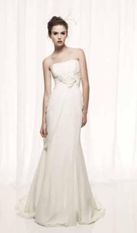 Melissa Sweet Eze Dress - Melissa Sweet - Nearly Newlywed Bridal Boutique - 1